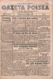 Gazeta Polska: codzienne pismo polsko-katolickie dla wszystkich stanów 1936.04.09 R.40 Nr84