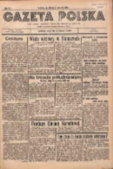 Gazeta Polska: codzienne pismo polsko-katolickie dla wszystkich stanów 1936.04.11 R.40 Nr86