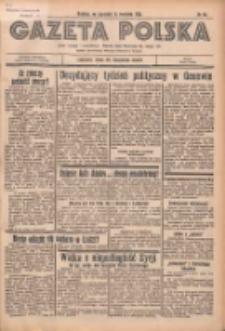 Gazeta Polska: codzienne pismo polsko-katolickie dla wszystkich stanów 1936.04.16 R.40 Nr89