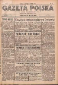 Gazeta Polska: codzienne pismo polsko-katolickie dla wszystkich stanów 1936.04.18 R.40 Nr91
