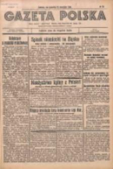 Gazeta Polska: codzienne pismo polsko-katolickie dla wszystkich stanów 1936.04.23 R.40 Nr95