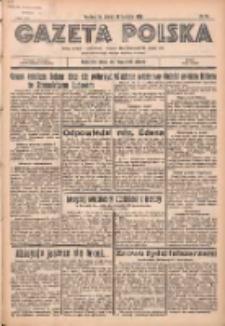 Gazeta Polska: codzienne pismo polsko-katolickie dla wszystkich stanów 1936.04.24 R.40 Nr96