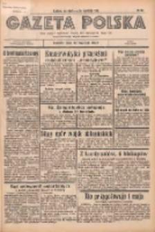 Gazeta Polska: codzienne pismo polsko-katolickie dla wszystkich stanów 1936.04.26 R.40 Nr98