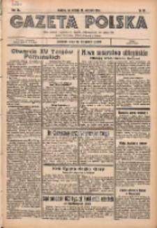 Gazeta Polska: codzienne pismo polsko-katolickie dla wszystkich stanów 1936.04.28 R.40 Nr99