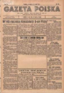 Gazeta Polska: codzienne pismo polsko-katolickie dla wszystkich stanów 1936.05.03 R.40 Nr105