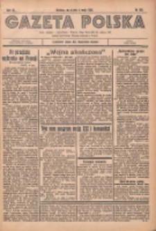Gazeta Polska: codzienne pismo polsko-katolickie dla wszystkich stanów 1936.05.08 R.40 Nr109