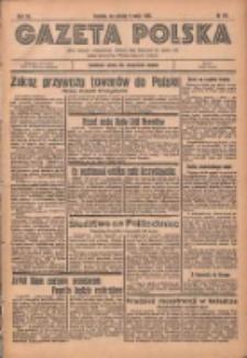 Gazeta Polska: codzienne pismo polsko-katolickie dla wszystkich stanów 1936.05.09 R.40 Nr110
