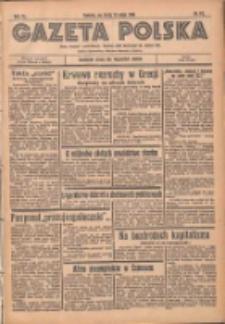Gazeta Polska: codzienne pismo polsko-katolickie dla wszystkich stanów 1936.05.13 R.40 Nr113