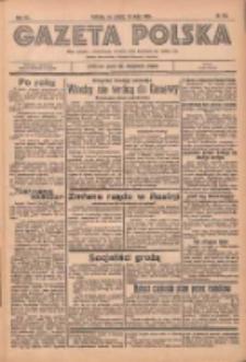 Gazeta Polska: codzienne pismo polsko-katolickie dla wszystkich stanów 1936.05.16 R.40 Nr116
