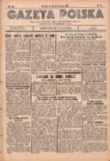 Gazeta Polska: codzienne pismo polsko-katolickie dla wszystkich stanów 1936.05.19 R.40 Nr118