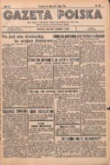 Gazeta Polska: codzienne pismo polsko-katolickie dla wszystkich stanów 1936.05.23 R.40 Nr121