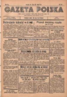 Gazeta Polska: codzienne pismo polsko-katolickie dla wszystkich stanów 1936.05.27 R.40 Nr124