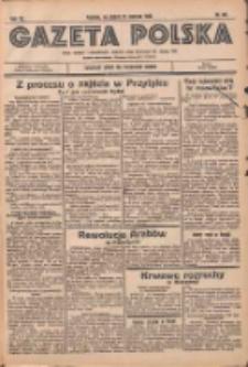 Gazeta Polska: codzienne pismo polsko-katolickie dla wszystkich stanów 1936.06.19 R.40 Nr142