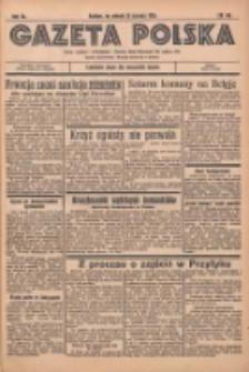 Gazeta Polska: codzienne pismo polsko-katolickie dla wszystkich stanów 1936.06.23 R.40 Nr145