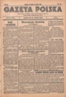Gazeta Polska: codzienne pismo polsko-katolickie dla wszystkich stanów 1936.06.24 R.40 Nr146