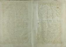 List króla Zygmunta I do Palatyna Węgier, Kraków 1521