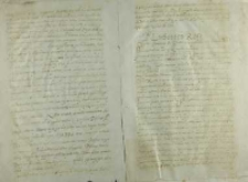 List króla Zygmunta I do Ludwika króla Węgier, 1523