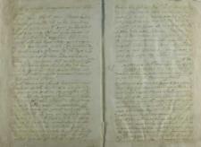 Instrukcja dla Piotra Opalińskiego, posła do ceszarza Ferdynanda I