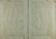 List króla Zygmunta I do papieża Klemensa VII, ok.1523