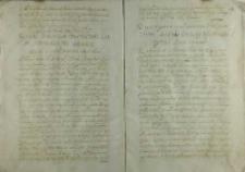 List Andrzeja Krzyckiego do posła węgierskiego w Rzymie, Kraków ok.1524