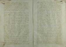 List króla Zygmunta I do Ludwika króla Węgier, Kraków ok. 1523