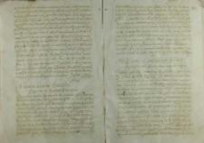 List króla Zygmunta I do kardynałów, Wilno 28.10.1522