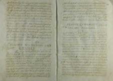 List króla Zygmunta I do Andrzeja Krzyckiego, ok.1520