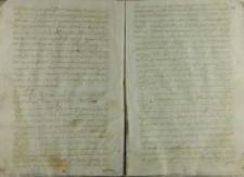 Mowa Andrzeja Krzyckiego biskupa płockiego, przy łożu małżeńskim, Kraków 29.08.1535