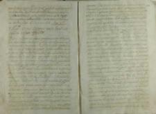 Pismo biskupa Andrzeja Krzyckiego do króla Zygmunta I w sprawie heretyków, 1524