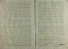 List Andrzeja Krzyckiego do nuncjusza apostolskiego na Węgrzech, 1525
