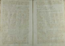 Odpowiedz Zygmunta Augusta na list cesarza Karola V, Wilno 11.05.1554