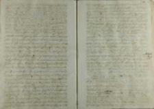 List arcybiskupa Mikołaja Dzierzgowskiego do kardynała Puteusa, Łowicz 06.03.1558