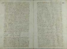 List kardynała Stanisław Hozjusza do Vincenzo Laureo nuncjusza apostolskiego, Rzym 1574