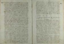 List kardynała Stanisława Hozjusza do Andrzeja Czarnkowskiego biskupa poznańskiego, Rzym 1573