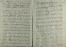 List kardynała Stanisława Hozjusza do Jana III króla Szwecji, Rzym ok.1575