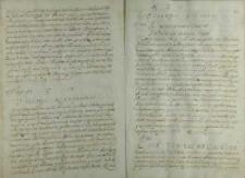 List kardynała Stanisława Hozjusza do Hieromina Ossorii biskupa sylwiańskiego, Rzym ok.1575
