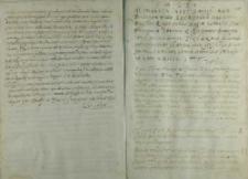 Umowa między królem Zygmuntem Augustem a Janem III królem Szwecji w sprawie małżeństwa Katarzyny Jagiellonki z królem Szwecji, 1562