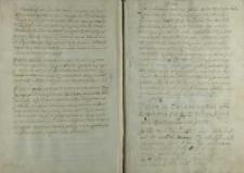 Mowa Piotra Myszkowskiego podkanclerza w imieniu króla Zygmunta Augusta, 04.10.1562