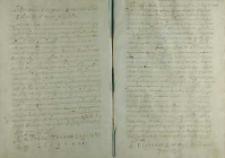 Odpowiedz króla Stefana Batorego na list Mikołaja Mieleckiego, Stanisława Herbuta i Jana Herbuta, Śniatyń 31.03.1576