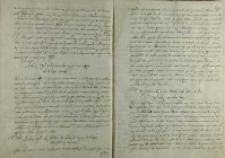 List nuncjusza Hanibbala de Capua do Andrzeja Opalińskiego, Bodzentyn 1587