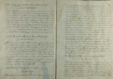 List Andrzeja Opalińskiego do arcyksięcia Ferdynanda, 1587