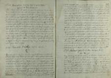 List Andrzeja Opalińskiego do arcyksięcia Ernesta, 1587