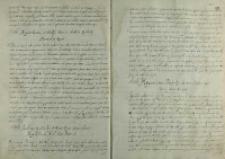 List arcyksięcia Maksymiliana do Andrzeja Opalińskiego, Wiedeń 16.06.1587