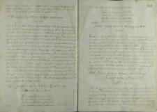 List Andrzeja Opalińskiego do Hannibala de Capua nuncjusza papieskiego, Skrzynna 21.09.1587