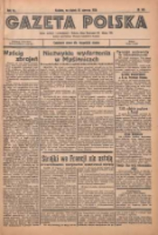 Gazeta Polska: codzienne pismo polsko-katolickie dla wszystkich stanów 1936.06.26 R.40 Nr148