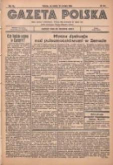 Gazeta Polska: codzienne pismo polsko-katolickie dla wszystkich stanów 1936.06.27 R.40 Nr149