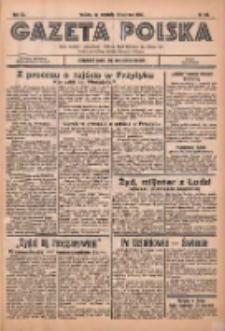 Gazeta Polska: codzienne pismo polsko-katolickie dla wszystkich stanów 1936.06.28 R.40 Nr150