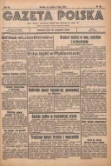 Gazeta Polska: codzienne pismo polsko-katolickie dla wszystkich stanów 1936.07.04 R.40 Nr154