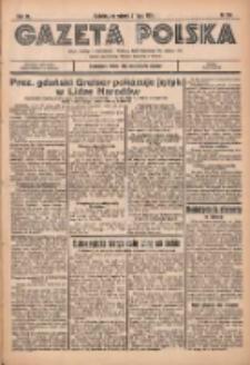 Gazeta Polska: codzienne pismo polsko-katolickie dla wszystkich stanów 1936.07.07 R.40 Nr156