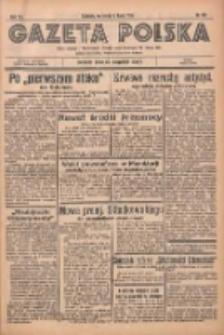 Gazeta Polska: codzienne pismo polsko-katolickie dla wszystkich stanów 1936.07.08 R.40 Nr157
